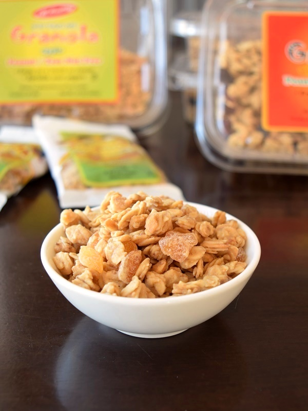 I.M. Healthy Awesome Granola - peanut-free, tree nut-free, dairy-free, gluten-free