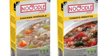 Nooodle No Guilt Meal and Soup Starters - Dairy-Free Gluten-Free, Top Food Allergy-Friendly