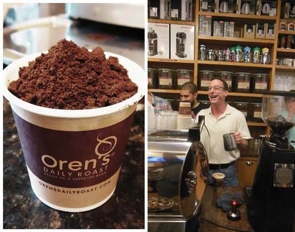 Oren's Daily Roast in New York City Has Soy and Almond Milk for Dairy-Free Chai Teas and Lattes