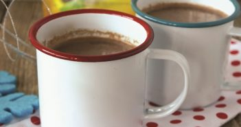 Prune-Spice Hot Chocolate