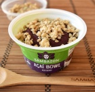 Sambazon Acai Bowls with Nature's Path Granola