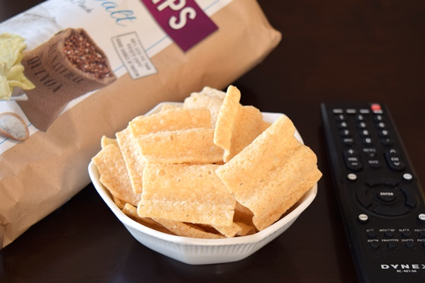 Simply 7 Chips: Pomegranate, Quinoa and Lentil Varieties (Dairy-Free Flavors Review)