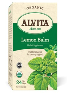 Tea Trends - Alvita Organic Single Herb Teas