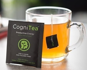 Tea Trends: Cognition (e.g. CogniTea for Productive Energy)