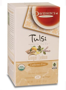 Tea Trends - Tulsi Tea