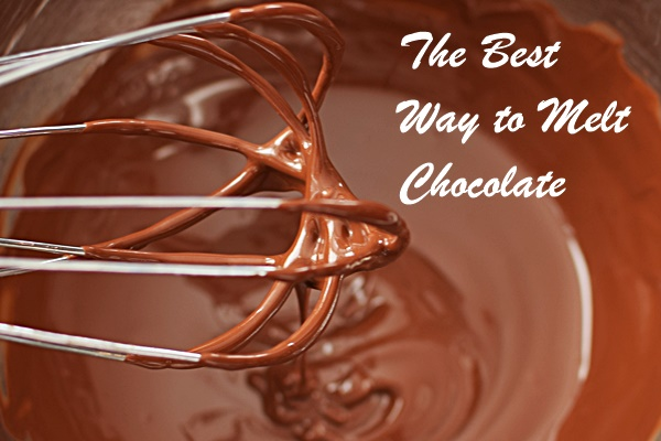 The Best Way to Melt Chocolate (Comparison + Directions)