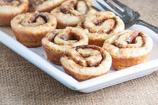 The Secret to Gum-Free, Gluten-Free Baking by Alta Mantsch (Dairy-Free Cinnamon Rolls)