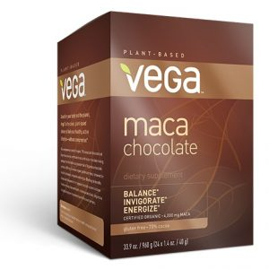 Vega Maca Chocolate Bars - #dairyfree + vegan organic dark chocolate  with pure maca root