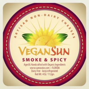 VeganSun Artisan Non-Dairy Cheeses - Aged and Handcrafted Cashew-based Cheese Alternatives #dairyfree