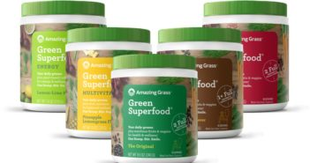 Amazing Grass Green SuperFood Reviews and Info - Dairy-free, Gluten-free, Soy-free, Raw, Vegan, Whole Food