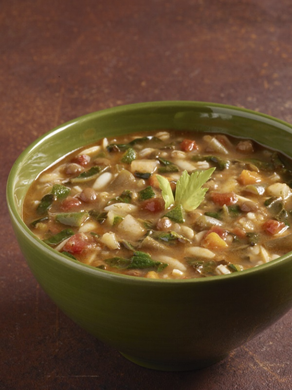 Amy's Organic Soups - Hearty Minestrone