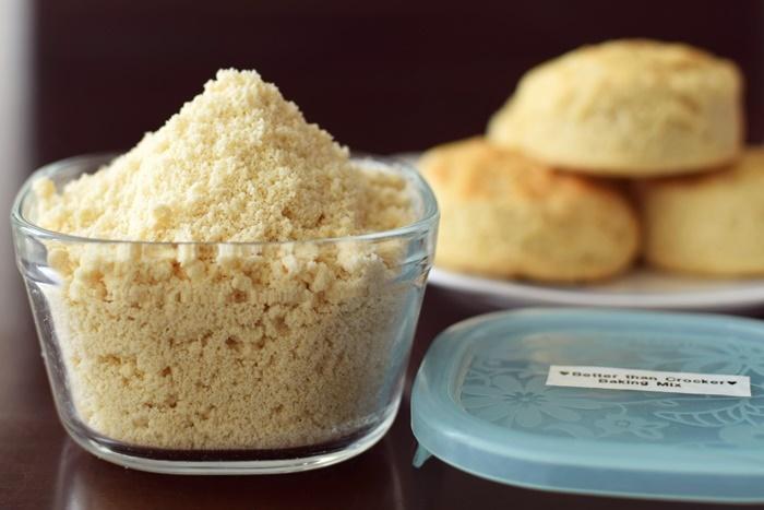 Better than Crocker Homemade Biscuit Baking Mix