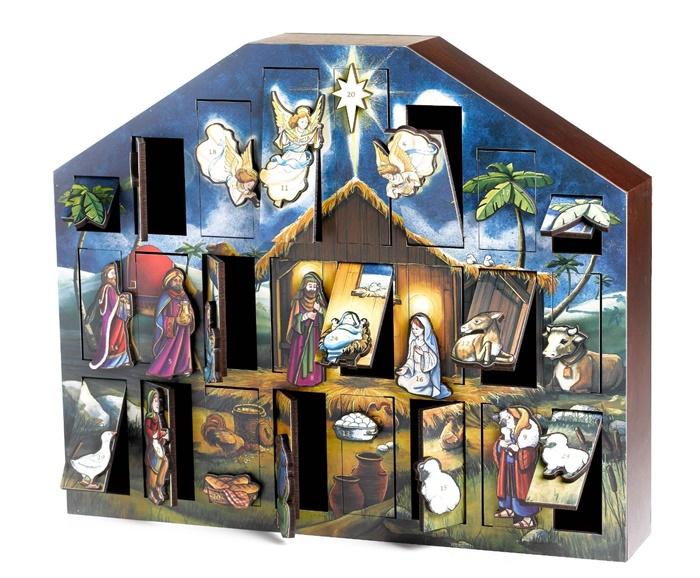 Byers Choice Advent Calendars