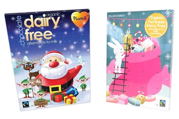 Dairy-Free Advent Calendars