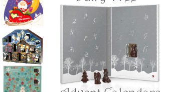 Dairy-Free Advent Calendars - A Full Round-Up with Vegan, Gluten-Free, Nut-Free, & Soy-Free Options, too!