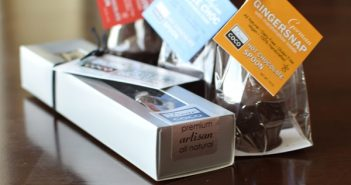 Dear Coco Artisan Dairy-Free Chocolates: Salts of the Earth Tile Collection