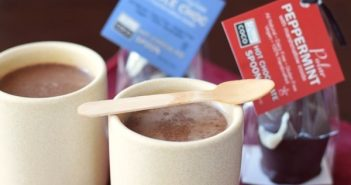 Dear Coco Hot Chocolate Spoons - Dairy-free, gluten-free, vegan
