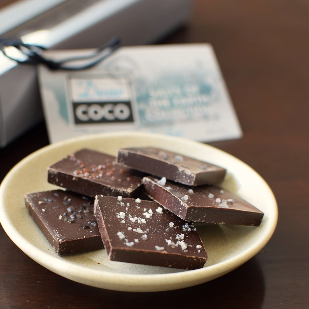 Dear Coco Confections -Artisan Dairy-Free Chocolates (also Vegan and Gluten-Free)