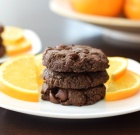 Double Chocolate Orange Cookies + What is Bean to Bar Chocolate?