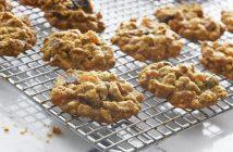 Vegan Granola Cookies from the Super Seeds Cookbook