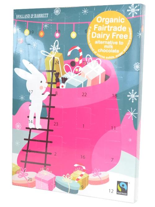 Holland & Barrett Dairy-Free Advent Calendars