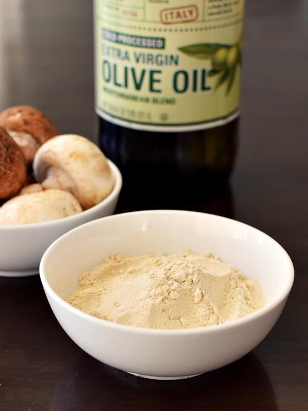 Instant Dairy-Free Condensed Cream of Mushroom Soup Recipe (Vegan, Gluten-Free, Free of Top Allergens)