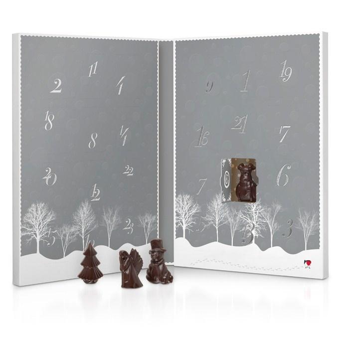 Hotel Chocolat Dark Chocolate Advent Calendars