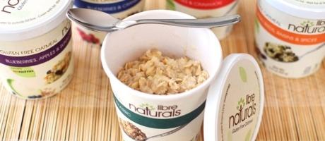 Libre Naturals Gluten-Free Oatmeal Cups