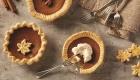 Mini Dairy-Free Pumpkin Pies