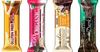 NuGo Nutrition Bars - Free, Organic, Slim and Dark