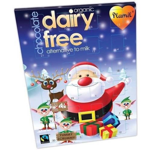 Plamil Organic Dairy-Free Advent Calendars