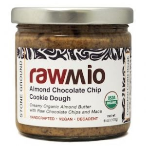 Rawmio Organic Spreads - Nutty, Wholesome, Gourmet, Dairy-Free Decadence