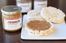 Rawmio Organic Spreads - Superfood (nutty, dairy-free, gluten-free, vegan, raw)