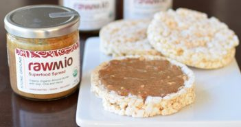 Rawmio Organic Spreads - Superfood (nutty, dairy-free, gluten-free, vegan, raw)