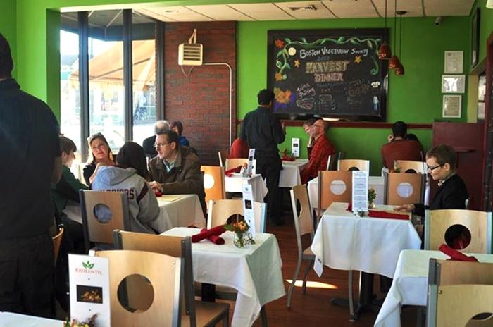 Red Lentil Vegetarian And Vegan Restaurant In Watertown Ma