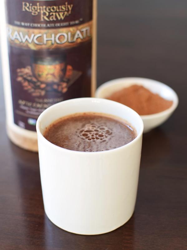 Rawcholatl Vegan Ancient Aztec Cacao Spice Drink Review