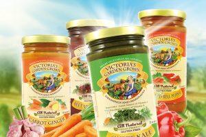 Victoria's Garden Grown Dressings and Marinades