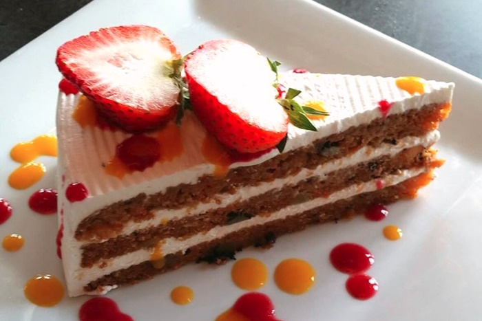 Walnut Grille is an All-Vegetarian Restaurant and Cakery with Vegan and Gluten-Free Options