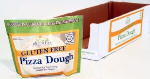 Wholly Wholesome Crusts: Pizza Dough - Gluten-Free and Dairy-Free