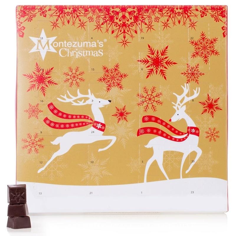Montezuma's Dairy-Free Advent Calendars
