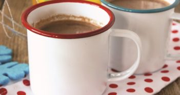 Nourishing Spiced Hot Chocolate Recipe - Dairy-free, Vegan Optional & Great for a Healthy Gut!