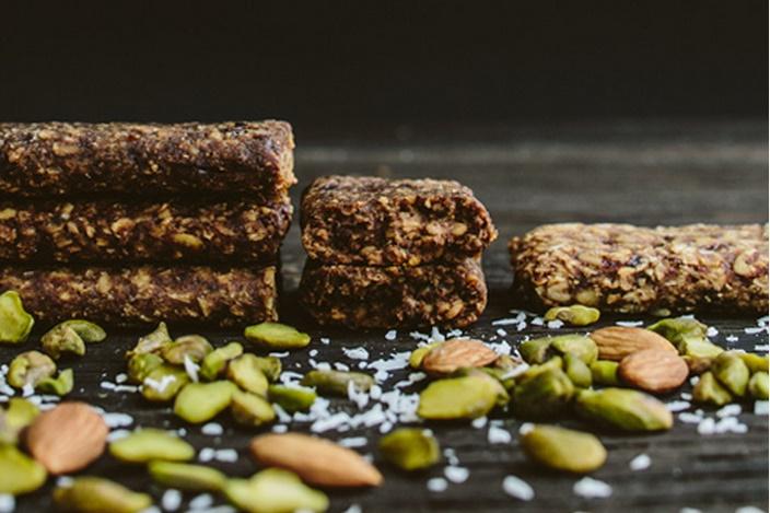 ginnybars - love & nuts (organic, vegan, gluten-free)