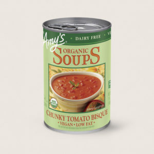 Amy's Organic Soups Reviews and Info - 30 Dairy-Free and Vegan Varieties