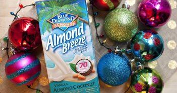 Almond Breeze Almond Coconut Milk Blends - Dairy-Free, Soy-Free, Vegan