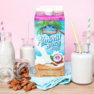 Almond Breeze Almond Coconut Milk Blends - Dairy-Free, Soy-Free, Vegan