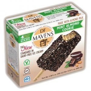 DF Mavens Dairy-Free Ice Cream Bars - decadent, creamy, vegan frozen desserts!