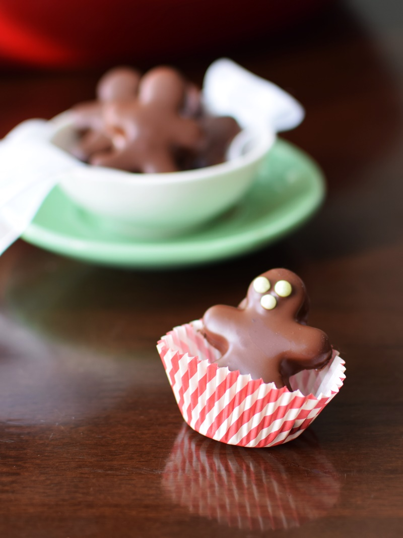 Homemade Dairy-Free Peppermint Patties - so easy, delicious, and naturally dairy-free, gluten-free, free of top allergens and vegan!