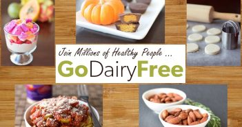 Go Dairy Free - The leading dairy-free website for milk allergies, lactose intolerance a healthy dairy-free diet