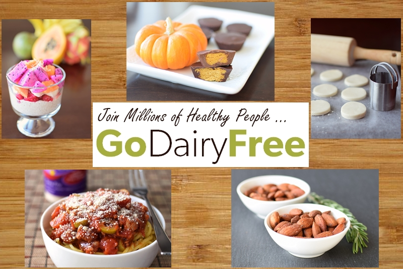 Go Dairy Free The 1 Dairy Free Resource For Recipes Reviews And News