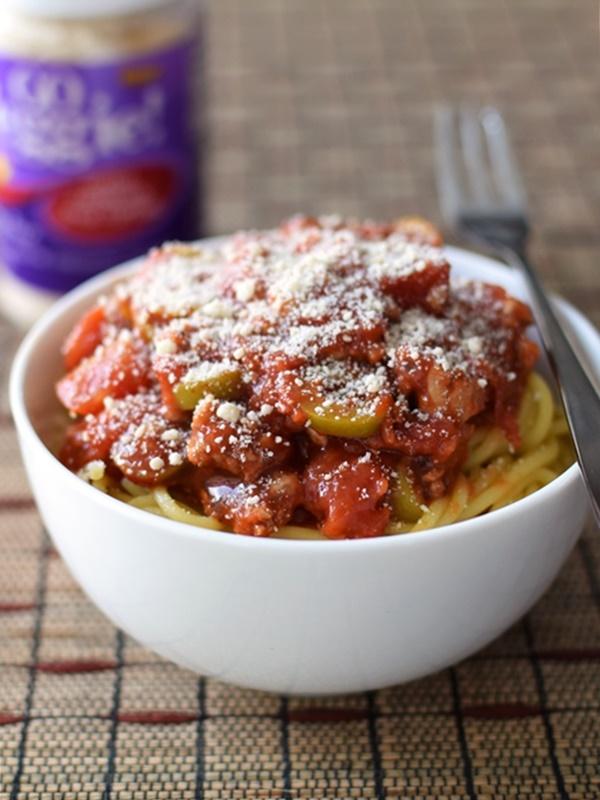 Go Veggie Dairy-Free Parmesan Grated Topping (vegan, gluten-free)